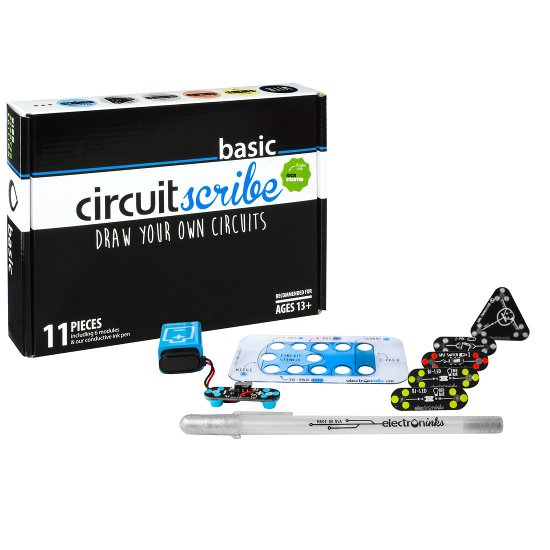 Circuit Scribe Kits Getdigital Basic