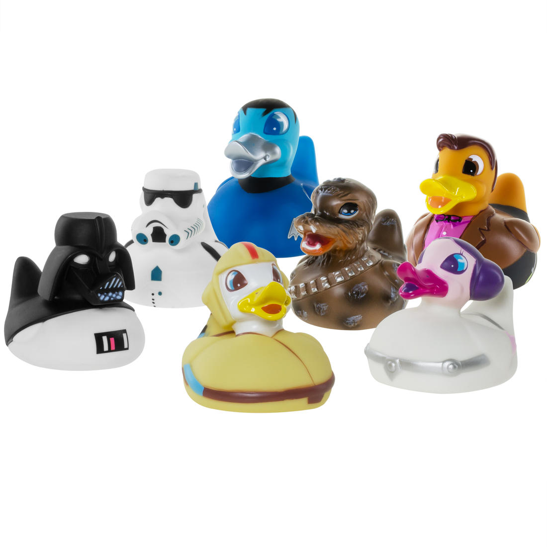 Science Fiction Colour Changing Rubber Ducks Getdigital