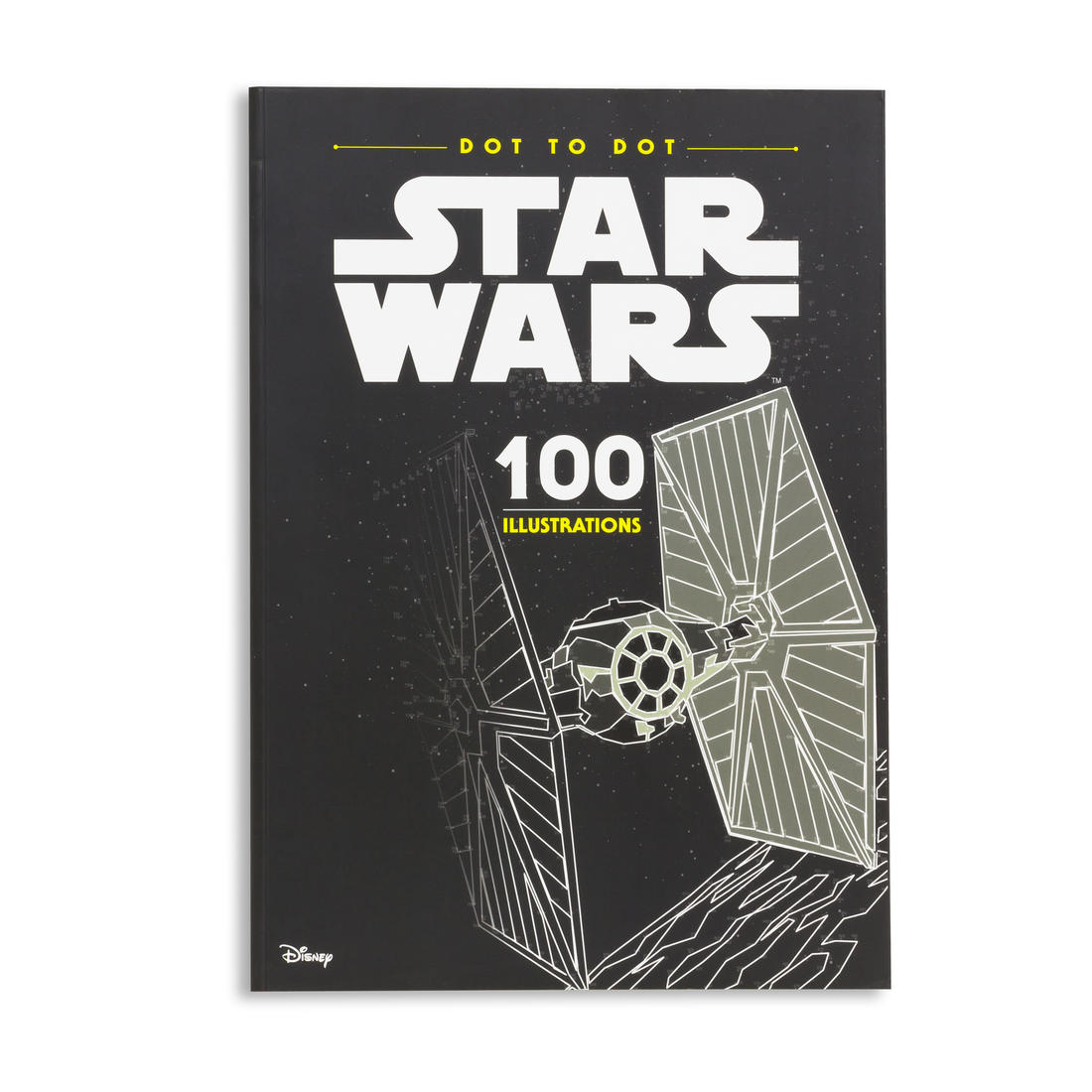 Star Wars Dot to Dot Colouring Book | getDigital