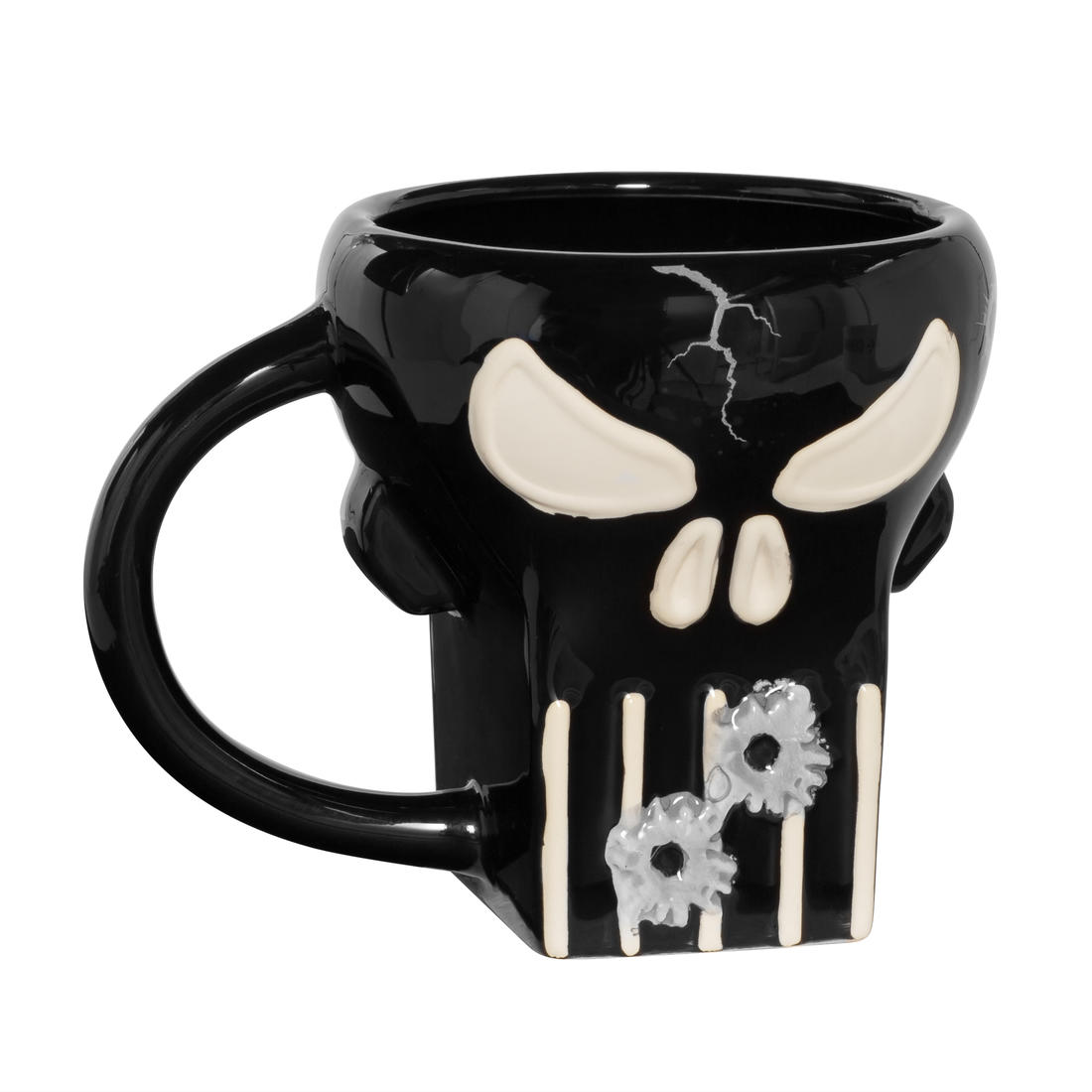 marvel punisher 3d mug getdigital