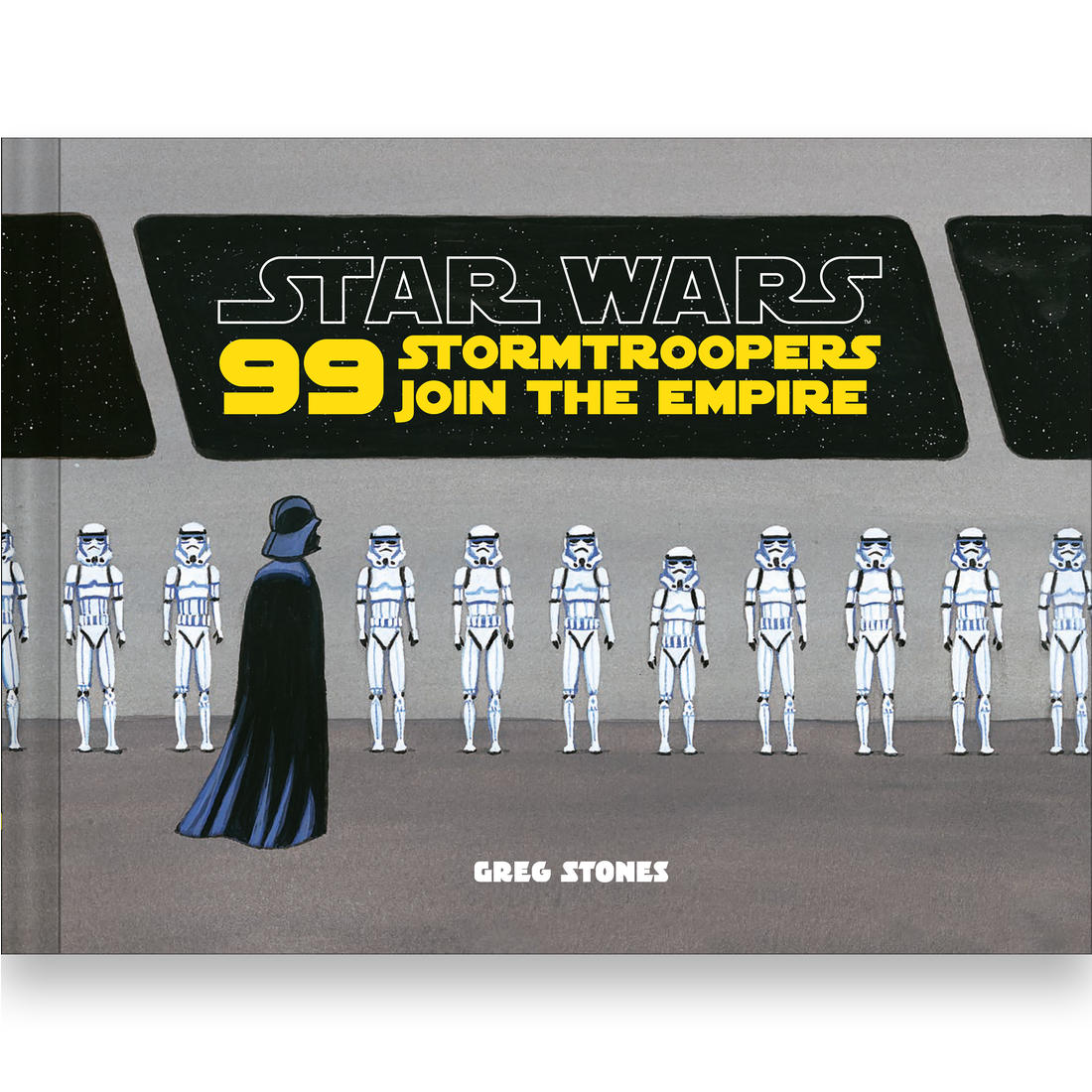 Star Wars - 99 Stormtroopers Join the Empire | getDigital