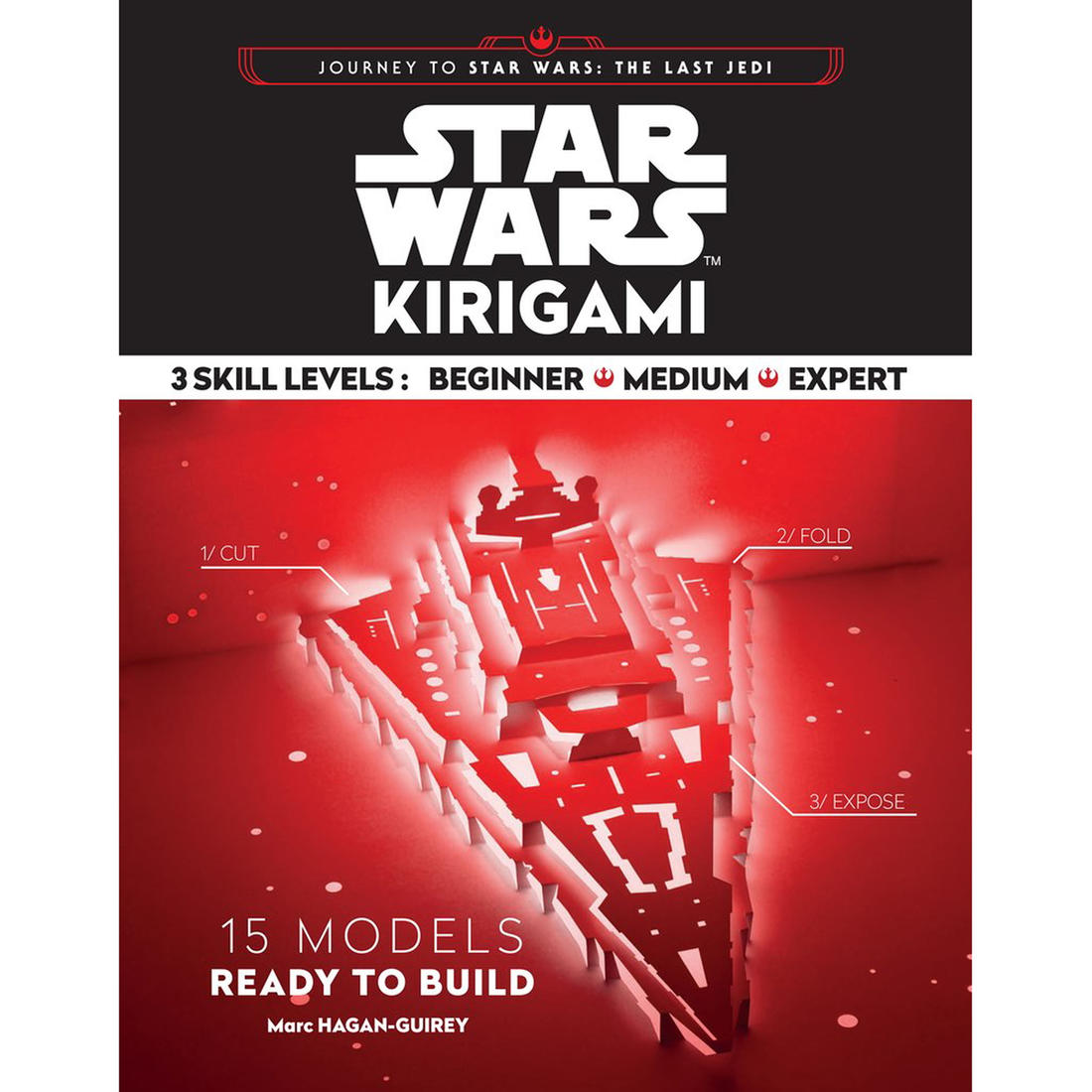 Star Wars Kirigami Book | getDigital