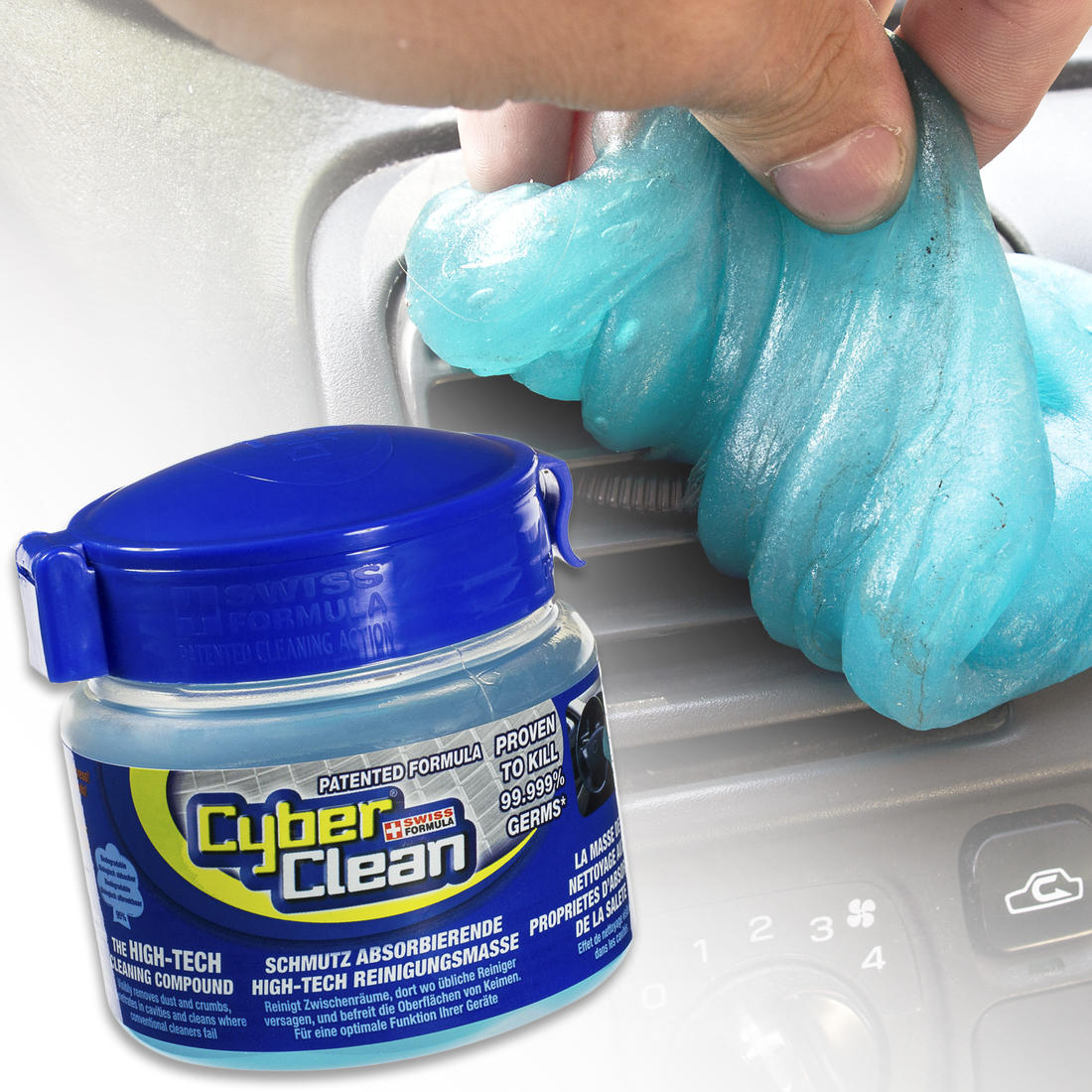 how to clean car dashboard naturally