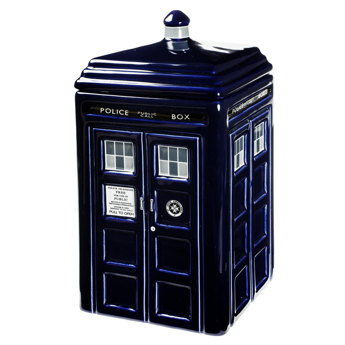 Doctor who tardis cookie jar getdigital - Tardis cookie jar ...