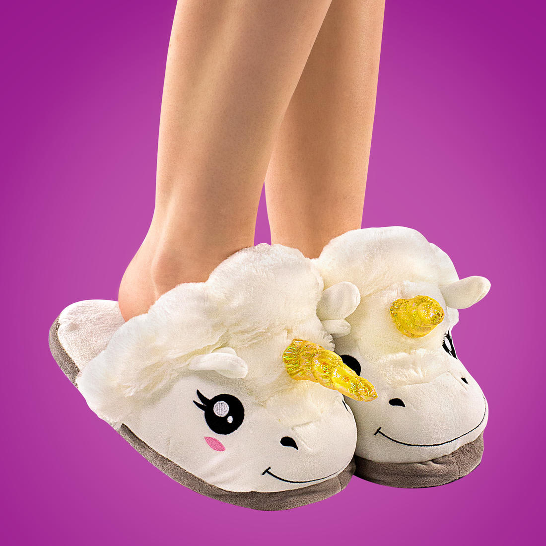 Credit Cards For Fair Credit >> Unicorn Slippers | getDigital