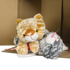 Schrödinger's Cat Plush