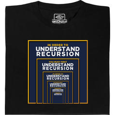 Understanding Recursion T-Shirt