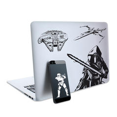 Star Wars Episode VII Gadget Decals