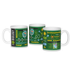 Science Mug Biology
