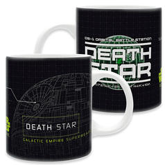 Star Wars Rogue One Death Star Mug