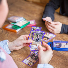 Harry Potter Top Trumps Card Game
