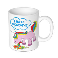 Monday Unicorn Mug