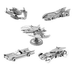 Batman Metal Earth 3D Craft Kits