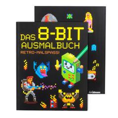 The 8-bit Colouring Book