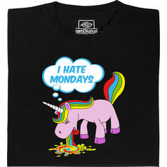Monday Unicorn T-Shirt