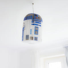 Star Wars R2-D2 Lamp Shade