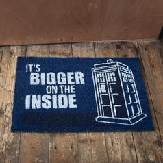 Doormat It's bigger on the Inside