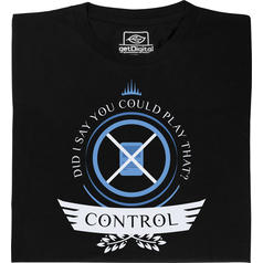 Control Life Shirt for Magic Players T-Shirt