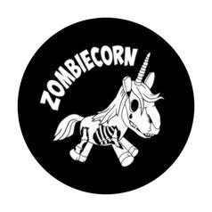 Geek Sticker Zombiecorn