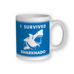 I Survived Sharknado Mug