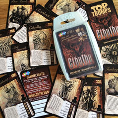 Top Trumps Cthulhu Card Game