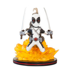 Marvel Q-Fig White Deadpool