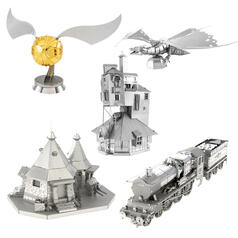 Harry Potter Metal Earth 3D Construction Kits