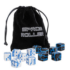 Space Roller - 6 Science Fiction Dice