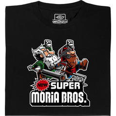 Super Moria Bros. T-Shirt