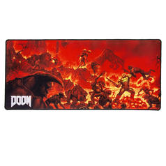 Oversized Gaming Mousepad Doom