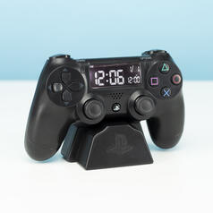 Playstation Controller Alarm Clock