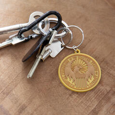 Fantastic Beasts MACUSA Key Chain