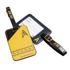 Star Trek Luggage Tag