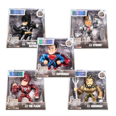 DC Comics Justice League Metal Die Cast Collectible Figures
