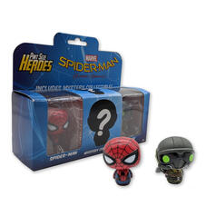 Funko Pint Size Heroes Marvel Spiderman Homecoming Collectible Figures