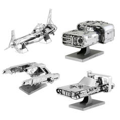 Star Wars Solo Metal Earth 3D Construction Sets