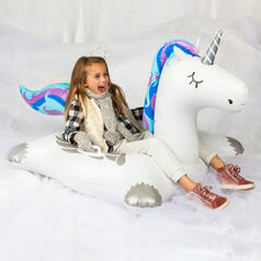 Unicorn Snow Tube