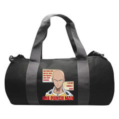 One Punch Man Sports Bag
