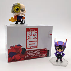 Big Hero Chibi Collectibles Set