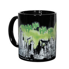 DC Comics Gotham City Heat Change Mug
