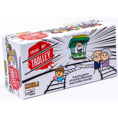 Trial by Trolley - A Cyanide & Happiness Card Game