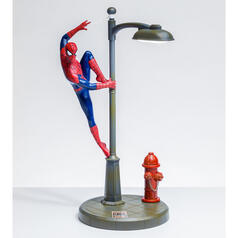 Marvel Spiderman Table Lamp