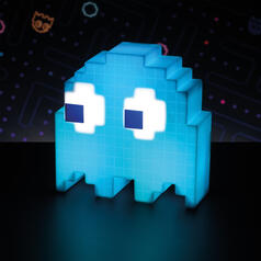 Pac-Man Ghost Pixelated Colour Changing Light