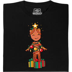 Groot Christmas Tree T-Shirt