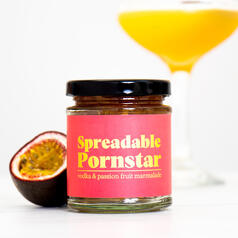 Pornstar Martini - Spreadable Vodka with Passion Fruit