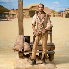 Terence Hill Limited Edition Collectible Figure