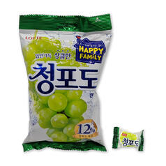 Lotte Grape Candy