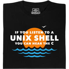 Unix Shell T-Shirt