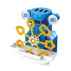 Bubble Robot Construction Set