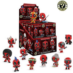 Funko Mystery Minis Bobble-Head Deadpool